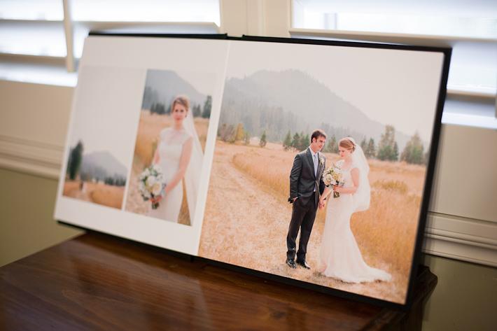 Professional Press Printed Wedding Albums