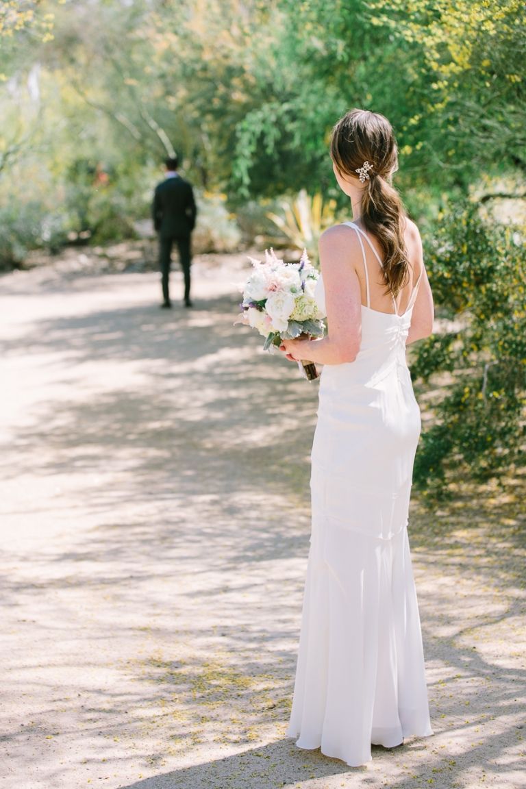 paradise valley backyard wedding photographer casey and stuart